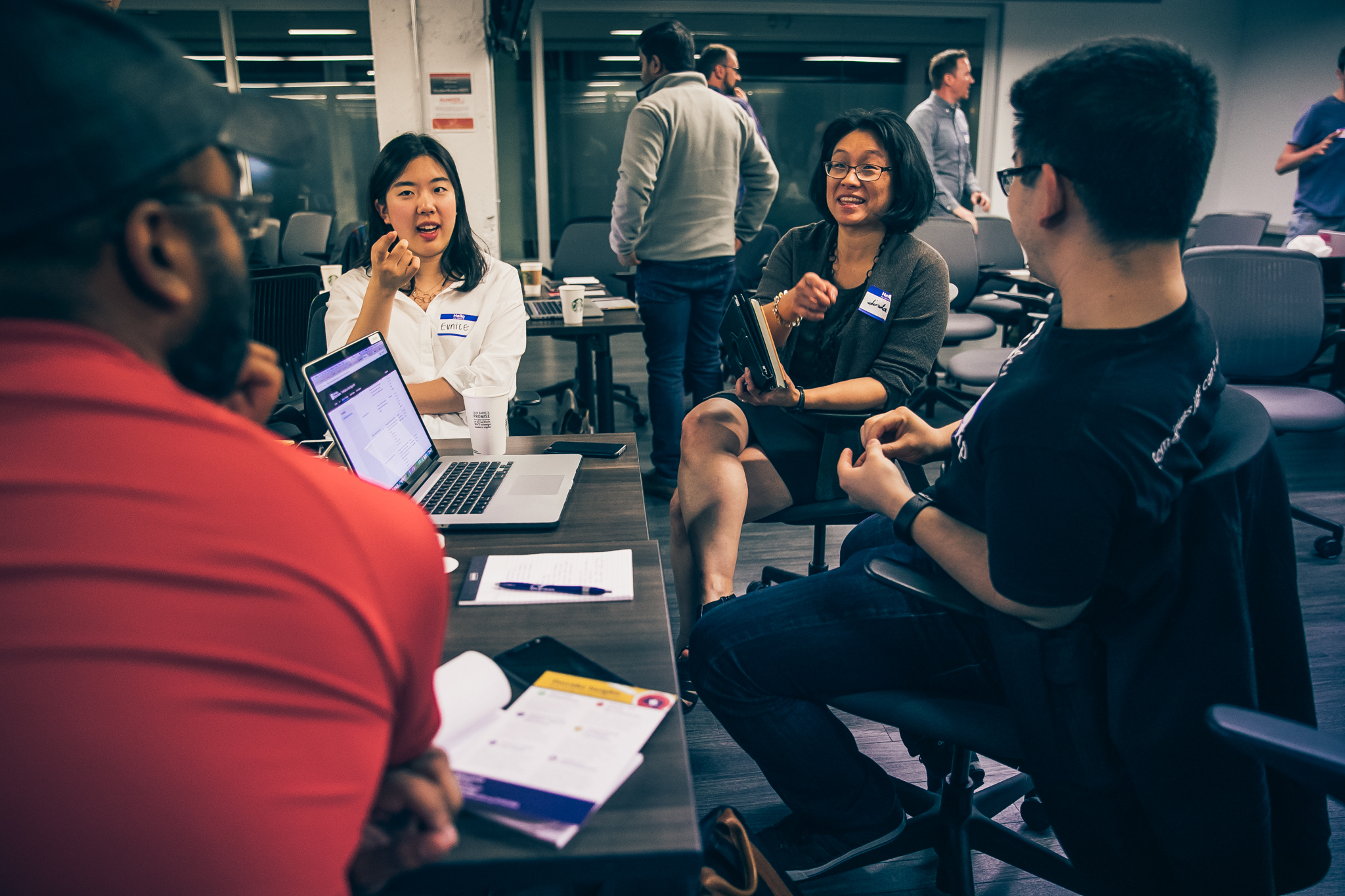 Vital signs hackathon awards innovative solutions for Innovation consulting chicago