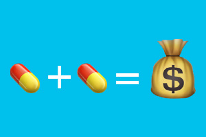 How Two Common Medications Became One $455 Million Specialty Pill