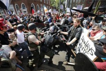Pro-Russian Bots Take Up the Right-Wing Cause After Charlottesville