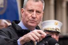 NYC Mayor Wants 'Due Process,' But Doesn't Object to Secret Orders Tossing Tenants