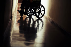 how to get into nursing home on medicaid