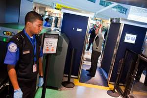 New Army Study Says Radiation From Airport Body Scanners