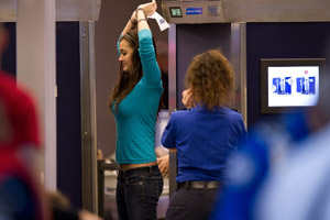 airport body scanners and personal privacy As the transportation security administration greatly expands its expedited airport screening, security and privacy experts are raising questions about how.