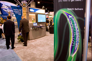 Consumer Health: Cardiac Society Draws Bulk of Funding From Stent Makers