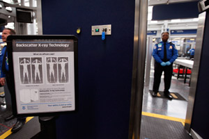 Doubts Cast on TSA Safety Tests of Full-Body Scanners