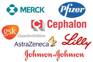 Pharma logos