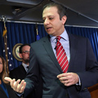 Is Preet Bharara Trying to Tell Us Something?
