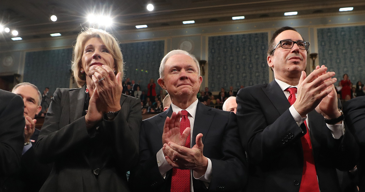 5 Trump Cabinet Members Who've Made False Statements to — ProPublica