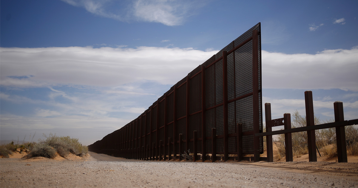 trump invites bids to build wall  cites importance of
