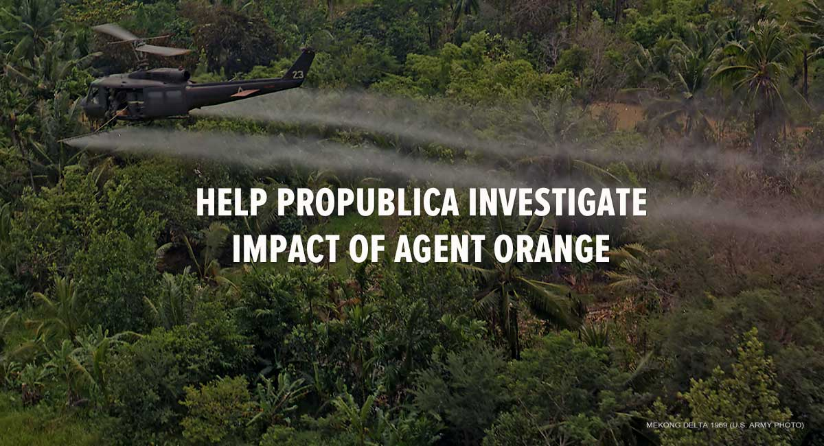 how to make agent orange