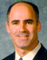 Former New Orleans Police Lt. Michael Lohman