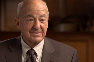 ACFEI's official spokesman Cyril Wecht (Photo courtesy of PBS Frontline)