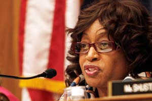Rep. Corrine Brown (D-Fla.)  (AP file photo)