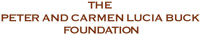 The Peter and Carmen Lucia Buck Foundation