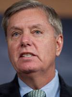 Sen. Lindsey Graham, R-S.C. (Benjamin J. Myers/WDCPIX.COM)