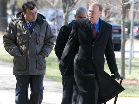 Feb. 23, 2009: Two AM2PAT managers receive prison sentences.