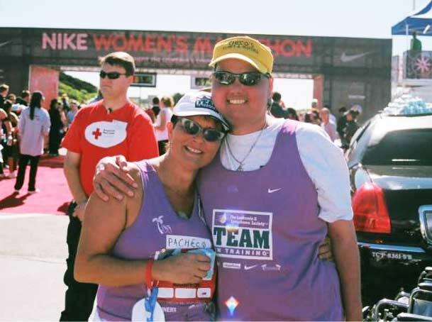 Oct. 21, 2007: Kyle Pacheco, a 19-year-old cancer survivor, finishes a marathon. He later uses a tainted syringe that puts him in a coma, according to his lawyer.