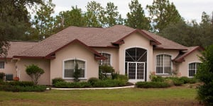The three-bedroom home in Florida that Ramos lost to foreclosure. (Paul Kiel/ProPublica)