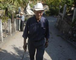 Tranquilino Castañeda (Alex Cruz/El Periódico de Guatemala)