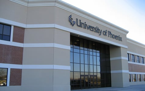 A University of Phoenix building in Tulsa, Okla. (Flickr user Lost Tulsa)