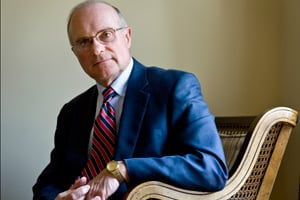 Roger Adams served as head of the Justice Department's pardons office from 1998 to 2008. (Katherine Frey/The Washington Post)